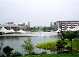 长春中医药大学学院风景
