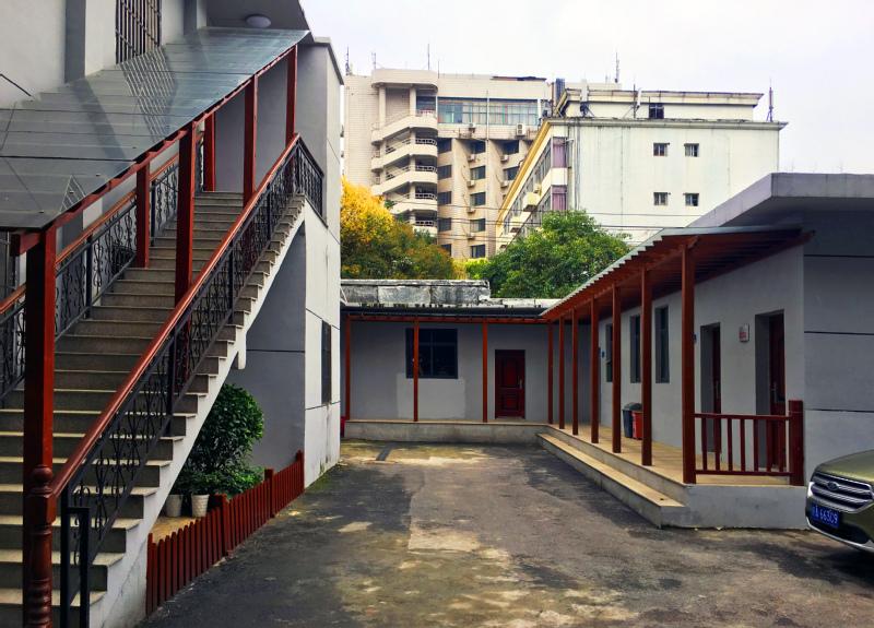 江西广播电视大学风景
